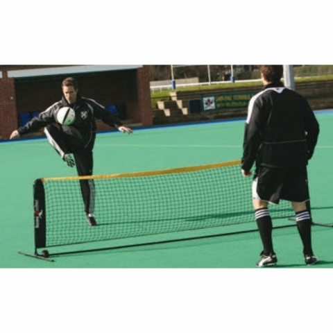Fussball-Tennis-Netz, precision
