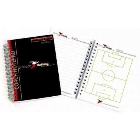 A6 Coaches Notepad, Precision