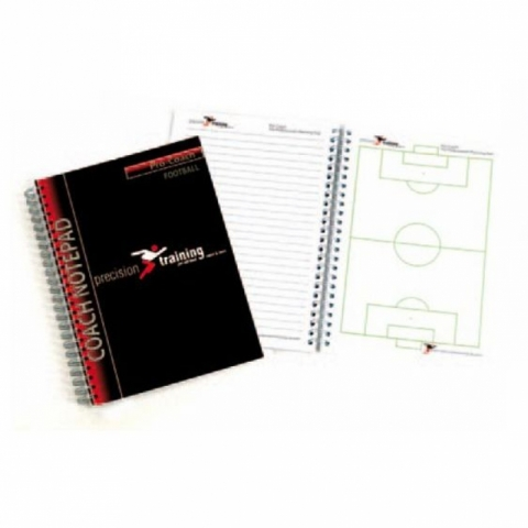 A5 Coaches Notepad, Precision