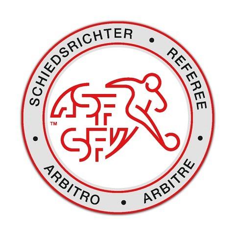 Schiedsrichterabzeichen, SFV