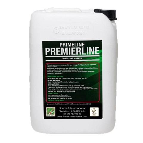 Markierfarbe, Primeline Premierline Concentrat, 10 Liter, weiss, LINEMARK
