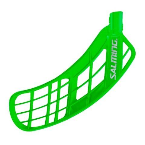 Unihockey-Schaufel, Quest 3 Bio Power, poison green, SALMING
