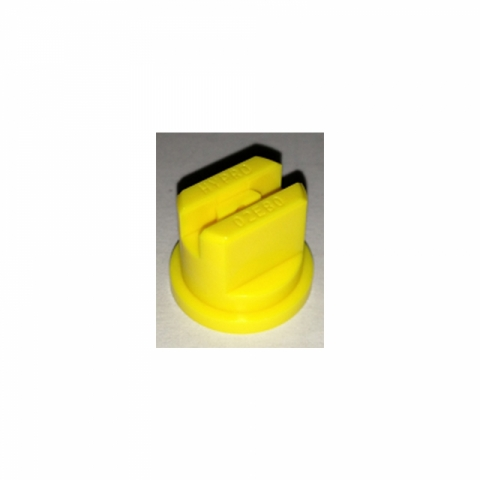Flat-Fan, Nozzle yellow 0.8L/Min, LINEMARK
