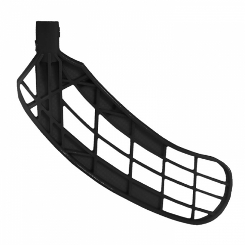 Unihockey-Schaufel QUEST 1 black, SALMING