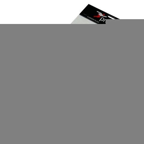 Ersatzfahnen zu Eckpfosten , precision gelb
