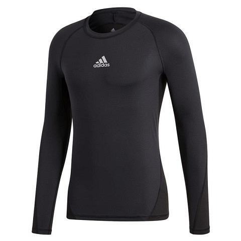 Kompression-Shirt AlphaSkin 360 Sporttee, langarm, adidas