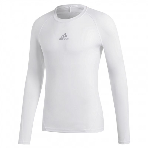 Kompression-Shirt AlphaSkin 360 Sporttee, langarm, adidas