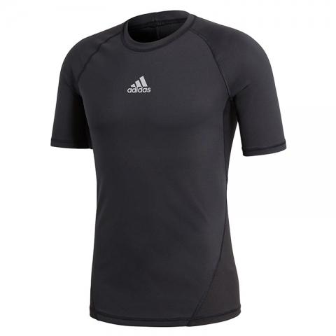 Kompression-Shirt AlphaSkin 360 Sporttee, kurzarm, adidas