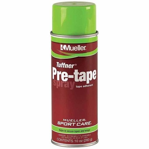 Klebespray für Tape, Tuffner Pre-Tape, Mueller