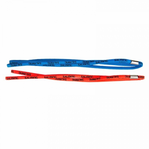 Twin Hairband 2-Pack, Salming coral/blue