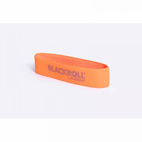 Loop Band orange (Light), Blackroll