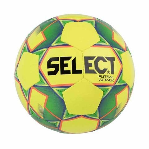 Hallenfussball Futsal Attack Shiny, Select