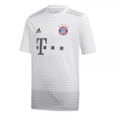Away Jersey FC Bayern München 2019/20 Kinder, adidas