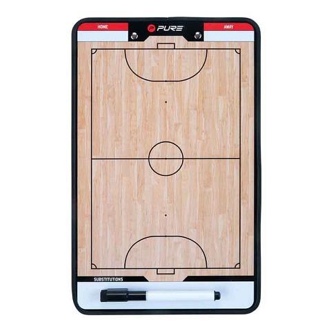 Taktiktafel, doppelseitig, Futsal, Pure2Improve