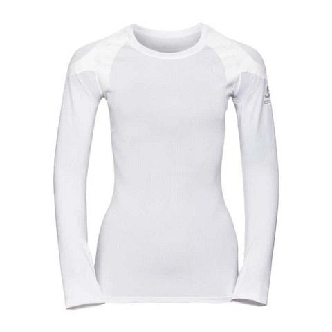 Funktionsunterwäsche langarm Shirt Active Spin Light Damen, Odlo