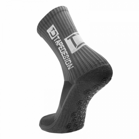 Allround Socken, Tape Design dunkelgrau