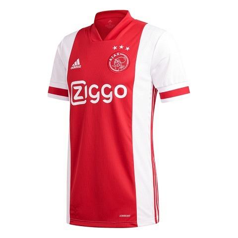 Home Jersey Ajax Amsterdam 2020/21, adidas