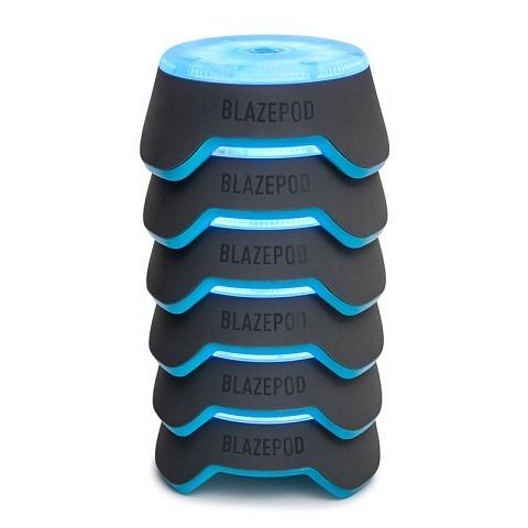 Trainer Kit, 6 LED Pods, Blazepod