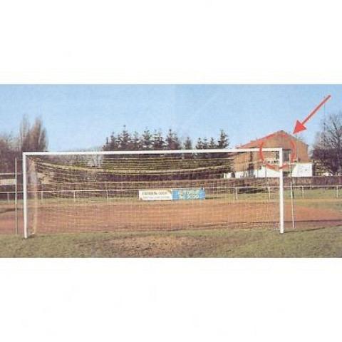 Tore,  Fussballtor inkl. Bodenhülsen (732 x 244 cm)