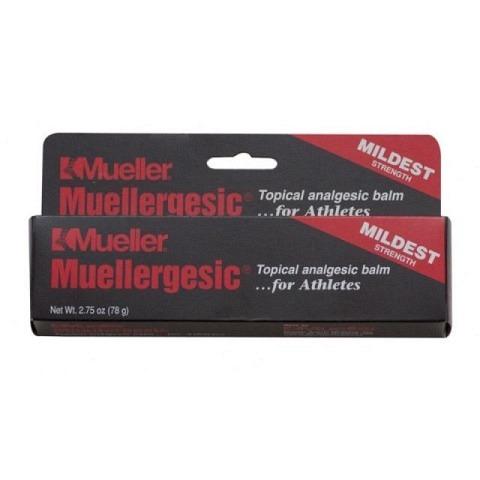 Cremes & Salben,  Muellergesic, Muskelsalbe, Mueller