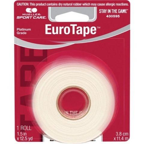 Tapes & Zubehör,  Eurotape Platinum 1-Pack, Mueller