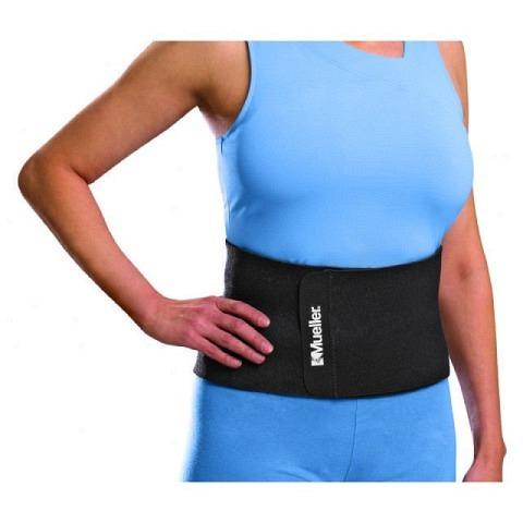Brust & Rücken,  Rücken- und Hüft-Bandage, wärmend, Mueller