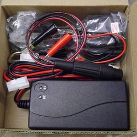 Ersatzteile,  Ladegerät für Batterie, LINEMARK