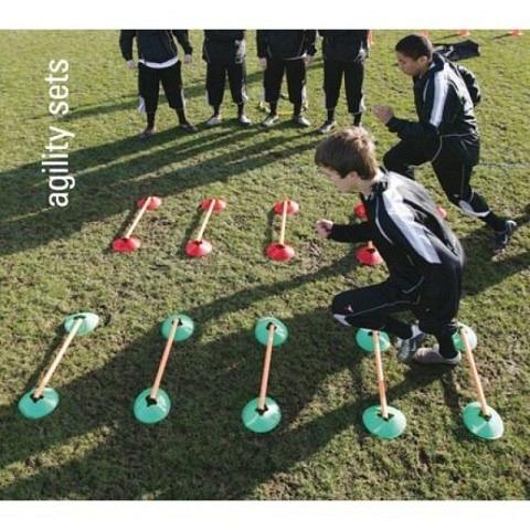 Speedleitern & Koordination,  Stab/Teller Koordinations- und Speedleiter, Precision