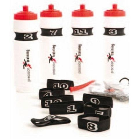 Mannschafts-Organisation,  Elastische Flaschen-Nummern, Precision