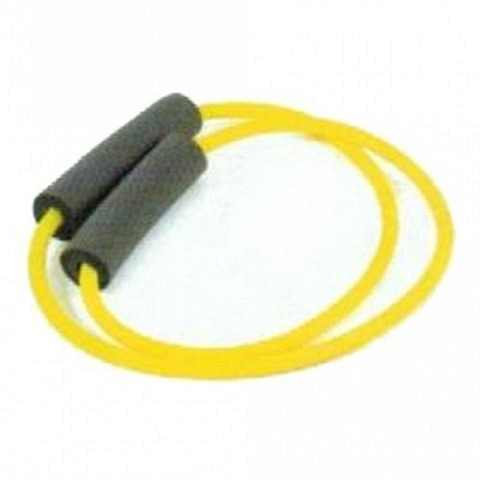 "Speed- & Krafttraining,  Yellow ""0"" Shaped Leg Tube, Precision"