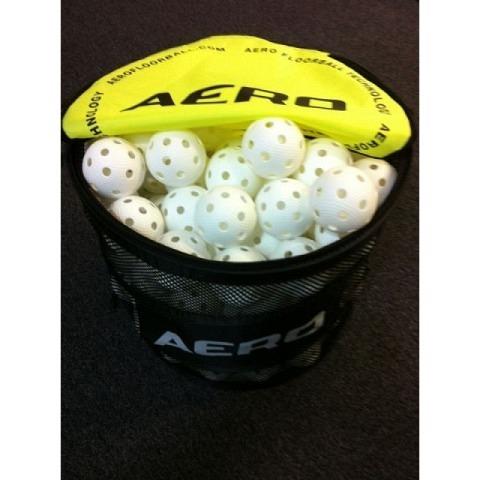 Ballpakete,  Unihockey-Ballpaket, Aero, SALMING