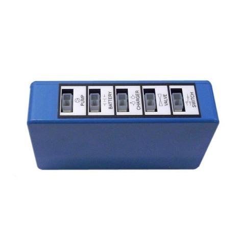 Ersatzteile,  Ersatz-Connection Box, zu iGO Standard/Deluxe, LINEMARK