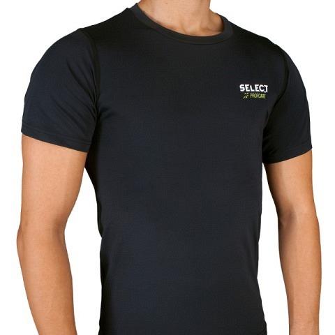 Shirts Kurzarm Kompression,  Kompressions T-Shirt, 6900, SELECT