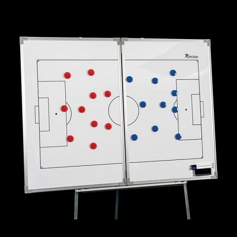 Taktiktafeln & Mappen,  Taktiktafel 120 x 90 CM, precision