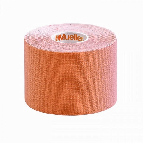 Tapes & Zubehör,  Kinesio Tape, I-Strip, 5 cm x 5 m, Orange, Mueller