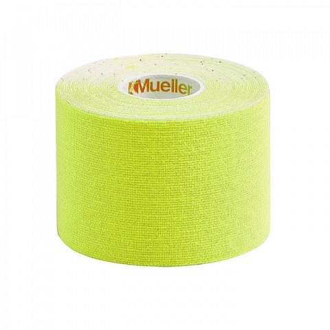 Tapes & Zubehör,  Kinesio Tape, I-Strip, 5 cm x 5 m, Sunburnst, Mueller