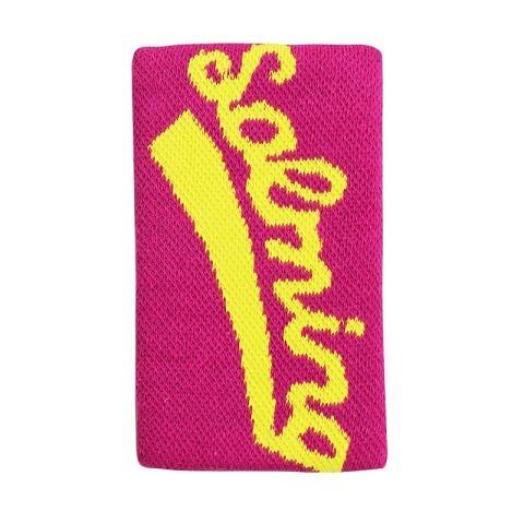 Schweissbänder,  WRISTBAND LONG, SALMING pink