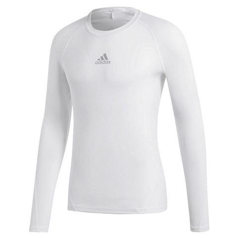 Shirts Langarm Kompression,  Kompression-Shirt AlphaSkin 360 Sporttee, langarm, adidas