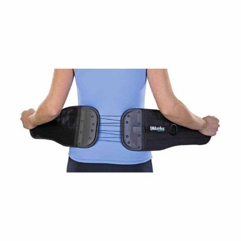 Brust & Rücken,  Rücken- und Bauchstütze, verstellbar, Muellerr