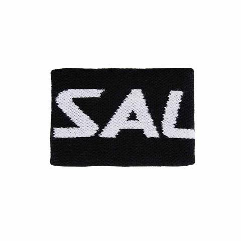 Schweissbänder,  Team Wristband Mid, Salming black