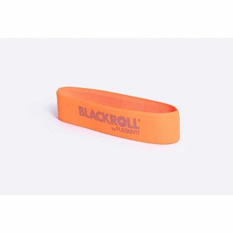 Fitnessbänder,  Loop Band orange (Light), Blackroll
