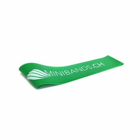 Fitnessbänder,  Miniband Light grün, Blackroll