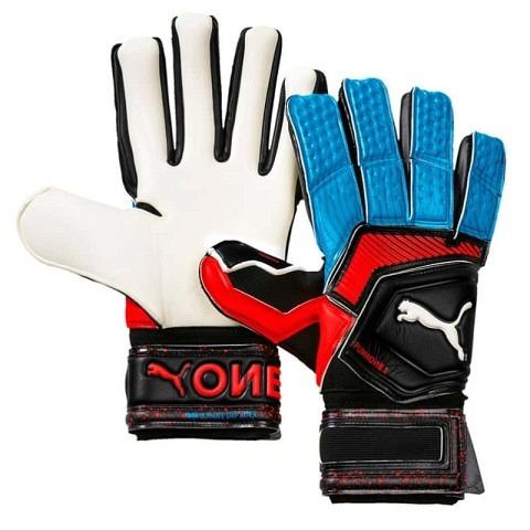 Torwart-Handschuhe,  Torwarthandschuh One Grip 1 IC, Puma