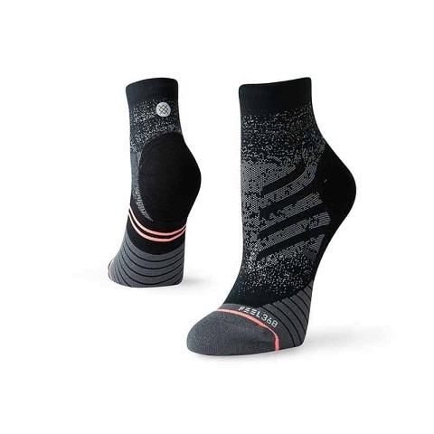Socken,  Socken Uncommon Run Qtr Women, Stance