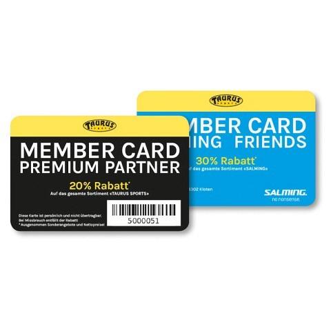 MEMBER CARD,  MEMBERCARD PREMIUM PARTNER
