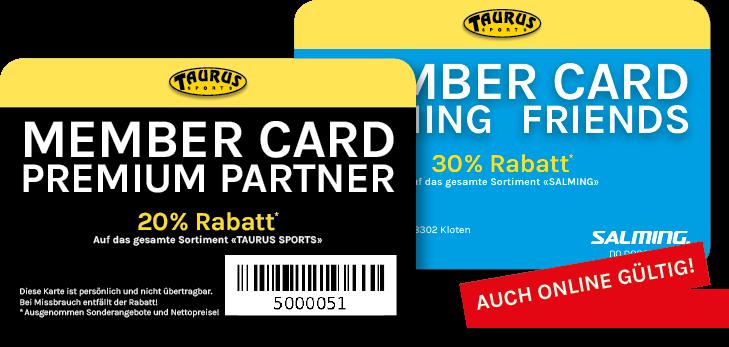 Member Card Premium Partner