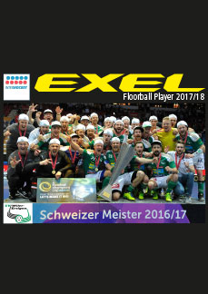 EXEL Floorball Katalog