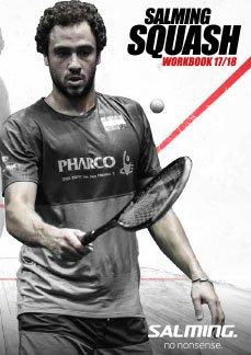 SALMING Squash Katalog Teaser