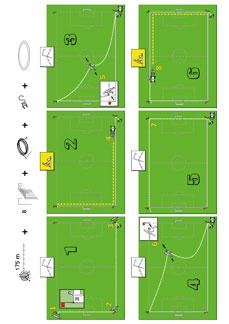 Anleitung zur Erstellung von Fussballanlagen