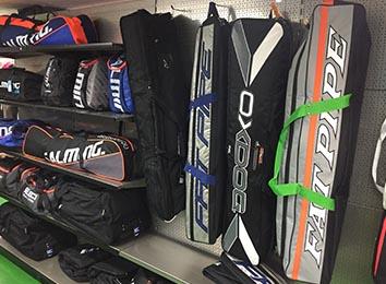 Unihockey Taschen